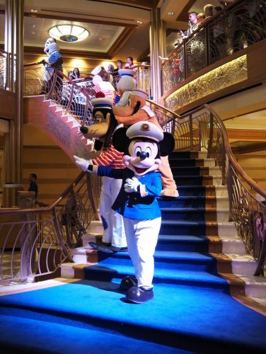 DCL Sea Ya' Real Soon! ミッキー