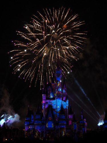 WDW Happily Ever After アラジン