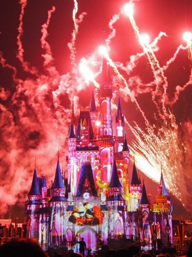 WDW Happily Ever After Mr.インクレディブル