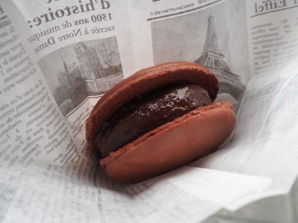 WDW ラ・アーティサン・デ・グラス マカロンサンド チョコレート