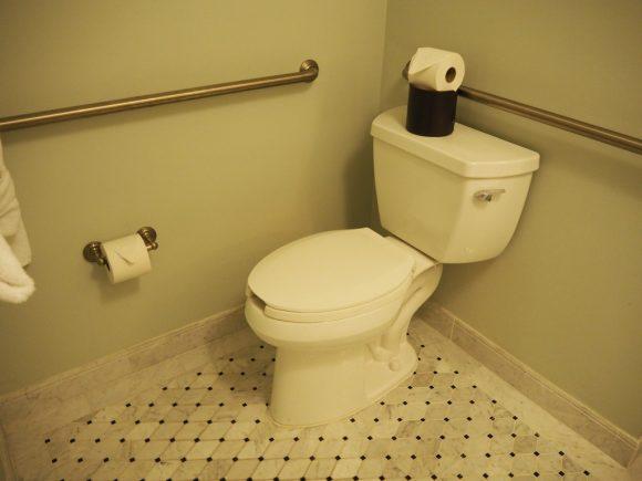 WDW グランドフロリディアン トイレ