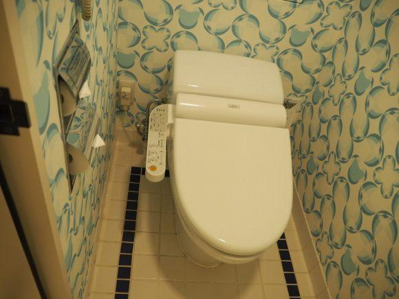 アンバサダーホテル トイレ