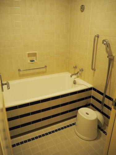 アンバサダーホテル お風呂