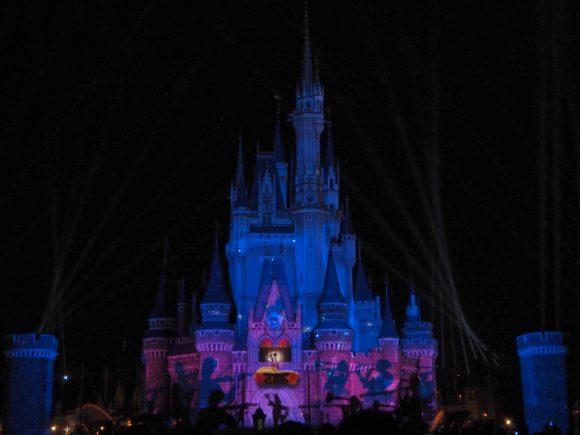 Celebrate! Tokyo Disneyland 正面 ミッキー