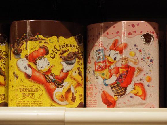 チョコレートクランチ ピック&マンチ 缶