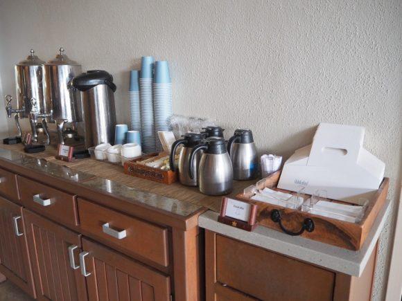 ハレクラニ 無料コーヒー
