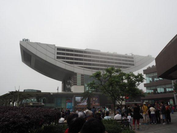 香港 ビクトリアピーク展望台