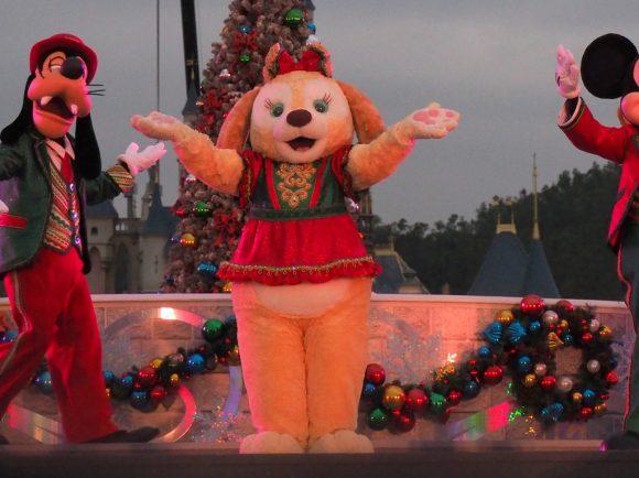 ミッキー&フレンズ・クリスマスタイム・ボール クッキー