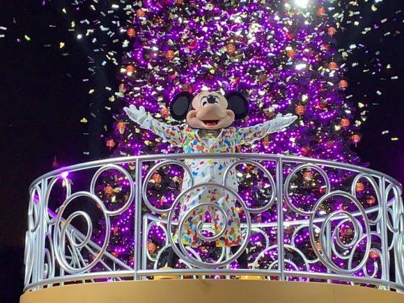 香港 We Love Mickey! 紙吹雪