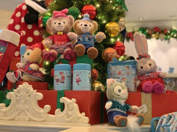 香港ディズニーランド クリスマス ダッフィー&フレンズグッズ