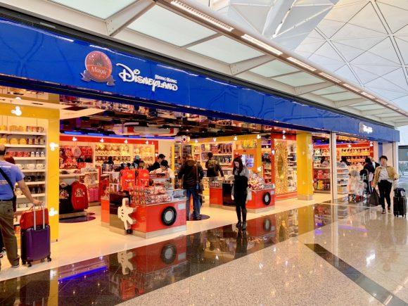 香港国際空港 ディズニーストア ターミナル1 L6