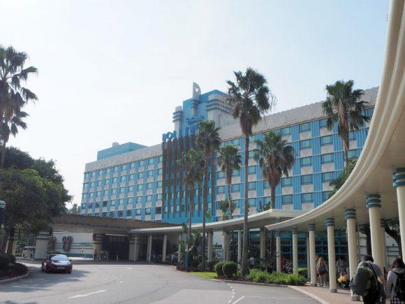 ディズニー・ハリウッドホテル