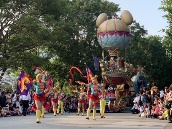 フライトオブファンタジーパレード オープニング