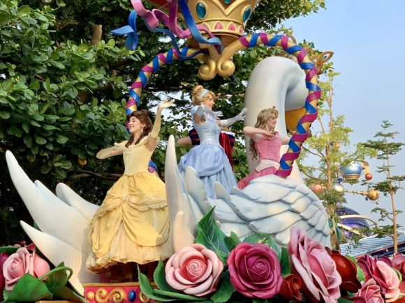 フライトオブファンタジーパレード プリンセス