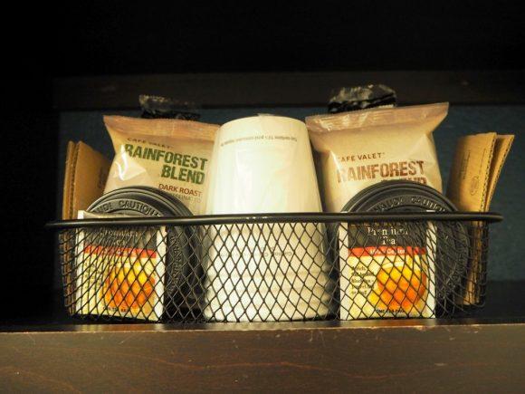 フェアフィールドインマリオット お茶&コーヒー