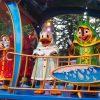 HKDL雨の日のパレード「ミッキーのレイニーデイエクスプレス」紹介!雨でも楽しめる!