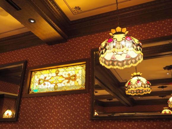 カーネーションカフェ ランプ