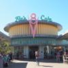 DCA「フローのV8カフェ」徹底紹介!カーズの世界のお食事メニューとは!?