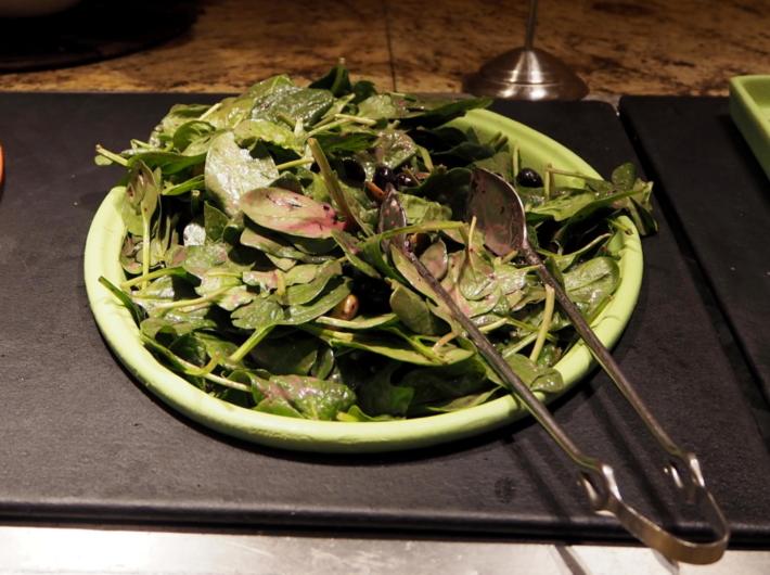 グーフィーズキッチン サラダ