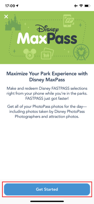 MaxPass Get Started