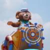 SHDL「ダッフィーのスプラッシュ・プレ・パレード」鑑賞ガイド!待ち時間や寝れ方をレ