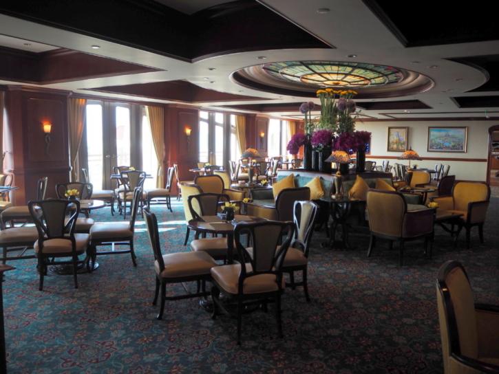 上海ディズニーランドホテル クラブラウンジ