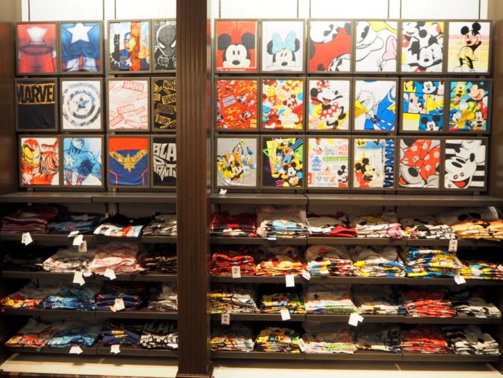 上海ディズニー Tシャツ