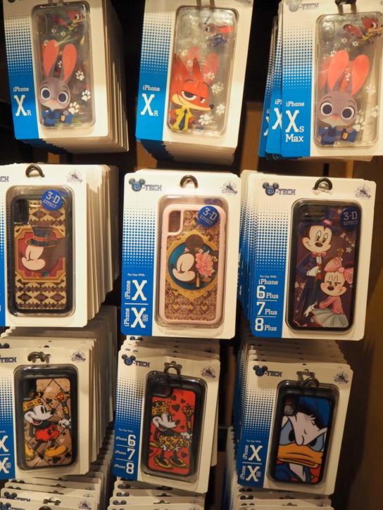 上海ディズニー iPhoneケース