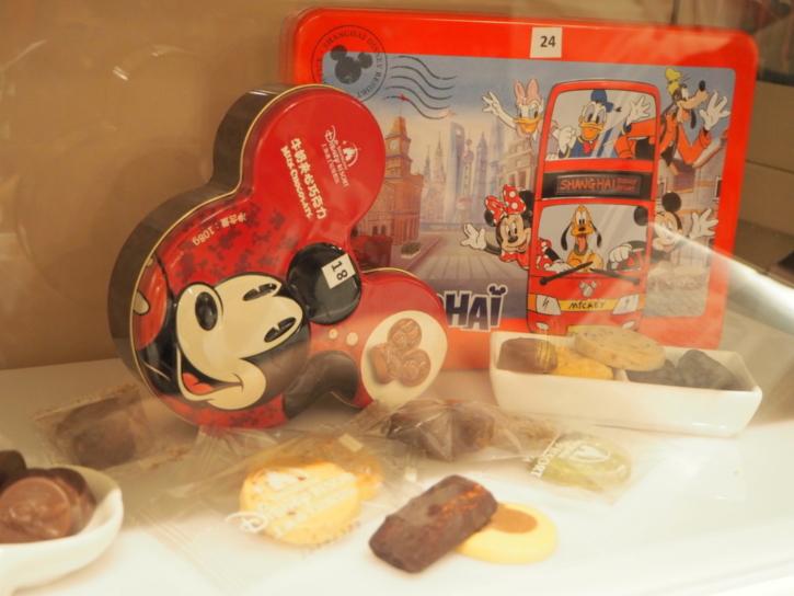 上海ディズニー お菓子 個包装
