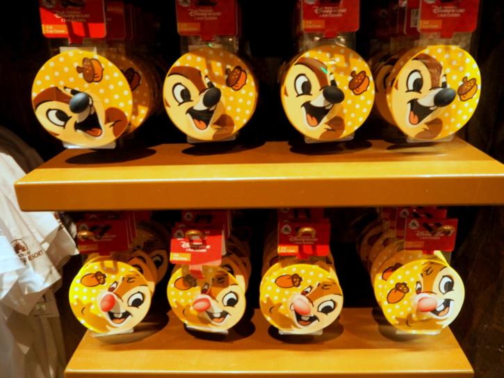 上海ディズニー カップのふた