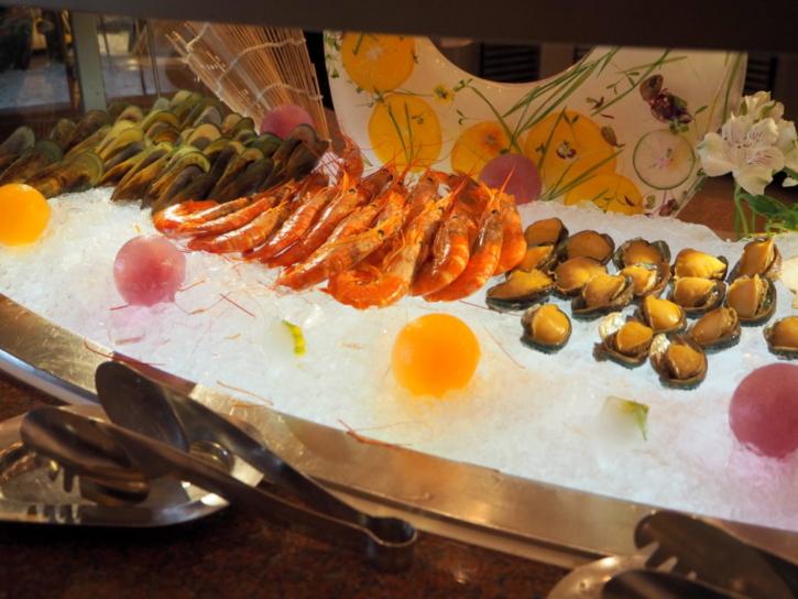 ルミエールキッチン 魚介類