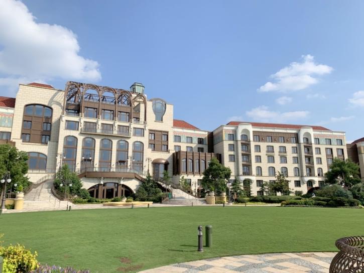 上海ディズニーランドホテル 外観