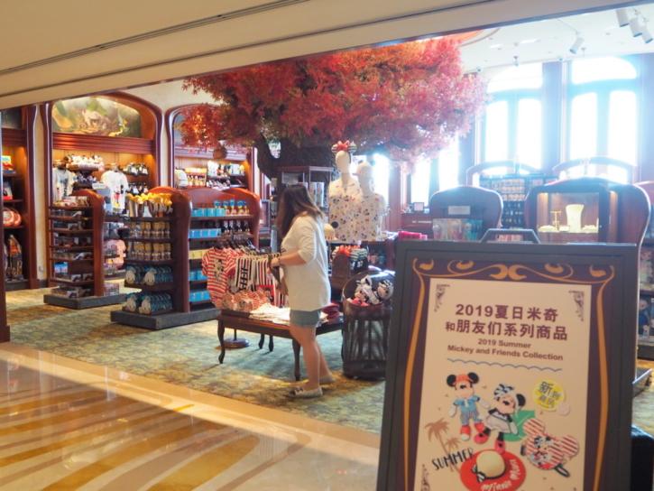 上海ディズニーランドホテル ティンカーベル・ギフト