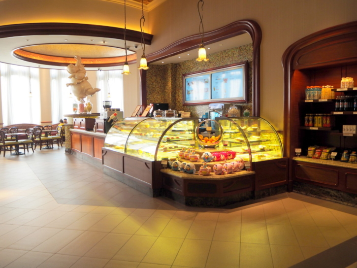 上海ディズニーランドホテル バレエ・カフェ