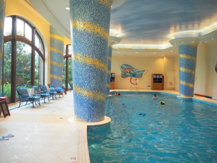 上海ディズニーランドホテル キングトリトン・プール