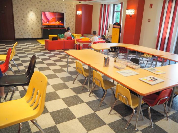上海ディズニーランドホテル ミッキーマウス・プレイハウス