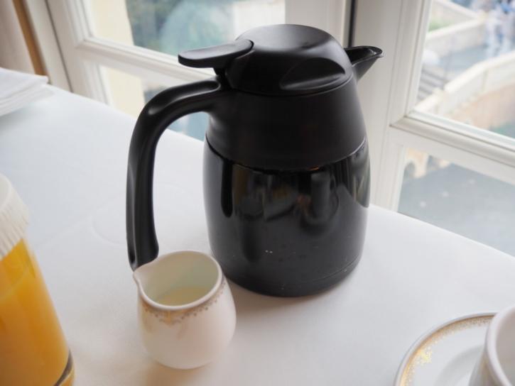 ミラコスタ ルームサービス コーヒー