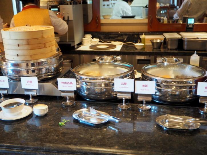 上海ディズニーランドホテル ラウンジ ホットミール