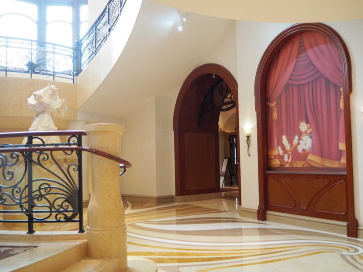 上海ディズニーランドホテル ルミエールキッチン