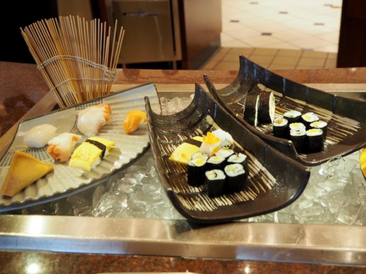 ルミエールキッチン お寿司