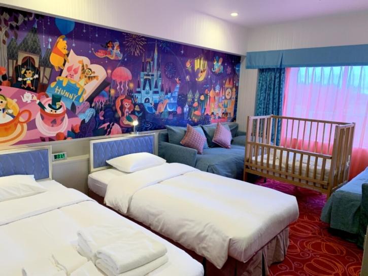 セレブレーションホテル:ウィッシュ 客室
