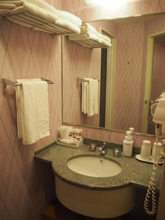 セレブレーションホテル:ウィッシュ 洗面台