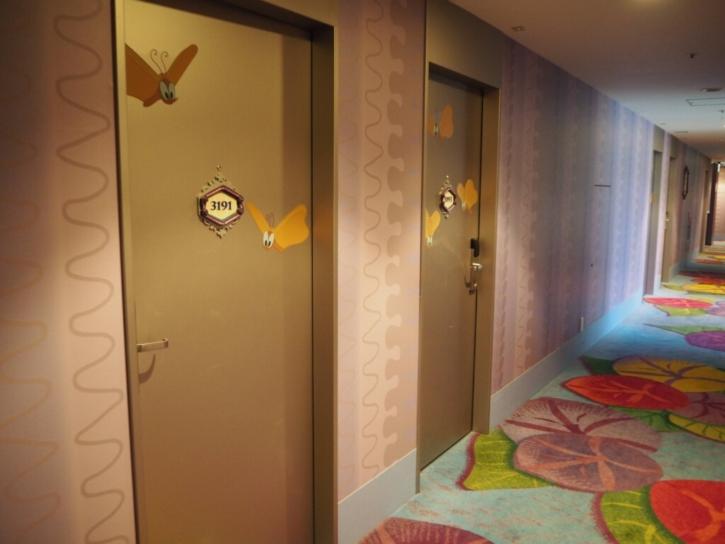 セレブレーションホテル:ウィッシュ 廊下