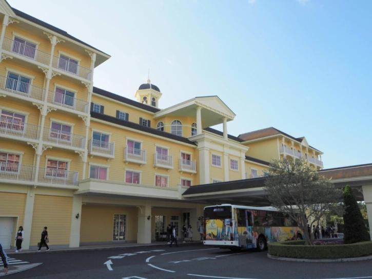 東京ディズニーセレブレーションホテル:ウィッシュ
