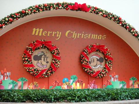 クリスマスデコレーション_リゾートゲートウェイステーション02
