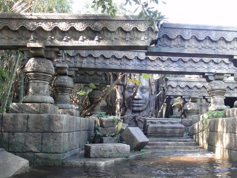 ジャングルクルーズ:ワイルドライフ・エクスペディション_神殿