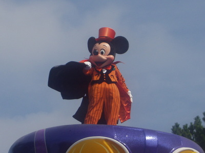 Disney's Halloween Parade 2003_ミッキー