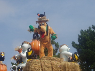 Disney's Halloween Parade 2003_プルート
