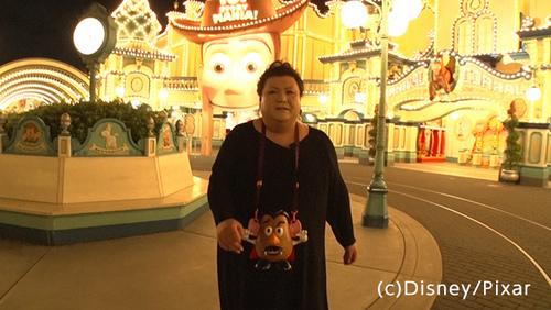 夜の巷を徘徊する_マツコ、生まれて初めての東京ディズニーシー体験!!